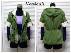 Tokyo Ghoul Touka Kirishima Green Jacket Daily Cosplay Costume <3 --->> http://www.trustedeal.com/Tokyo-Ghoul-Touka-Kirishima-Green-Jacket-Cosplay-Costume.html