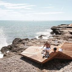 Microcostas by Guallart Architects