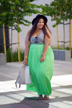 GarnerStyle | The Curvy Girl Guide: A Different World