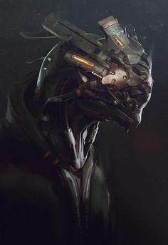 scifi-fantasy-horror:  byINKOGNIT