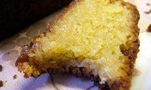 Nigel Slater recipe lemon drizzle cake