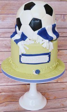 Everton cake  Everton  Pinterest  Cakes and Everton