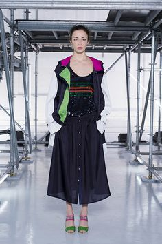 Vogue.com | Ready To Wear 2015 S/S Sonia by Sonia Rykiel