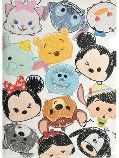 18 ideas for wall paper iphone disney tsum tsum Walt Disney, Disney Cute, Disney Magic, Disney Mickey, Disney Pixar, Wallpaper Iphone Disney, Cute Disney Wallpaper, Kawaii Wallpaper, Disney Drawings