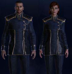 Armor Customization (Mass Effect 3) - Mass Effect Wiki - Mass Effect, Mass Effect 2, Mass Effect 3, walkthroughs and more.