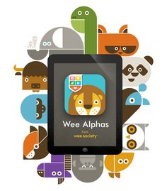 App: The Wee Alphas from Wee Society.