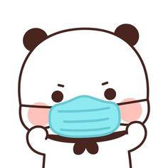 Cute Panda Cartoon, Cute Anime Cat, Cute Cartoon Pictures, Cute Love Cartoons, Cute Images, Cute Panda Wallpaper, Kawaii Wallpaper, Panda Wallpapers, Cute Cartoon Wallpapers