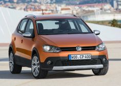 2014 Volkswagen CrossPolo Front 600x429 2014 Volkswagen CrossPolo Review, Specs and Quality