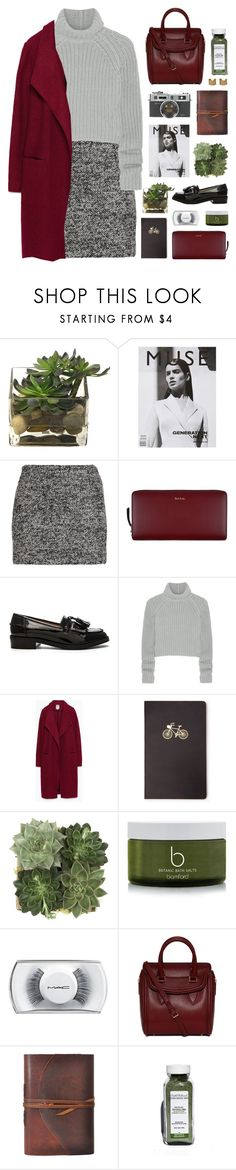 """oblivious"" by martosaur ❤ liked on Polyvore featuring Diane Von Furstenberg, Paul Smith, Steve Madden, T By Alexander Wang, Zara, Forever 21, Jayson Home, Bamford, MAC Cosmetics and Alexander McQueen"