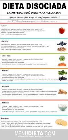 5 resultados de pérdida de peso de dieta mordida