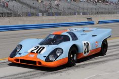 "Porsche 917. Drivers to this day say, ""the 917 is the scariest thing I've ever driven. I feared for my life ever second."" Over 1,300 horsepower. No downforce. The seat belt had been invented for race cars just 8 years before. Helmets were ""a cool idea"" at that point. The car's top speed was 250mph down the Mulsanne straight. Truly terrifying."
