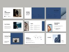 Simple Powerpoint Templates, Keynote Template, Social Media Marketing Business, Corporate Business, Minimal Photography, Change Image, Brand Guidelines, Business Presentation