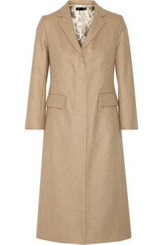 The Row | Jackson wool-blend twill coat | NET-A-PORTER.COM