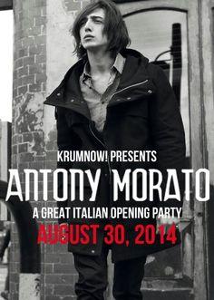 Das italienische Label Antony Morato hat einen einzigartigen und ausgeprägten Stil und ist mittlerweile in über 70 Ländern weltweit bekannt.