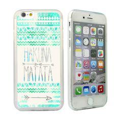 Hakuna Matata Silicone Phone Case for Iphone 6s 6 Iphone 6 Plus Iphone 5s Se