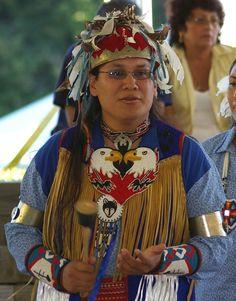 seneca indians clothing