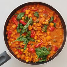 Curry with sweet potato for breakfast! Who's hungry? #sweetpotato #heavybreakfast