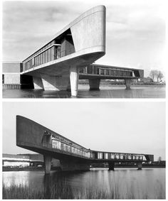 'The Boomerang' is an iconic office building designed in the 1960's by the Dutch architect H.A. Maaskant (1907 – 1977)