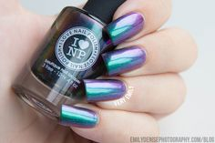 (SOLD - pending shipment) I Love Nail Polish Sirène (H) SW (swap or $9 + ship and PP fees)