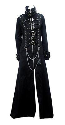 Gothic Trench Coat