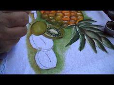 Pintura do Kiwi