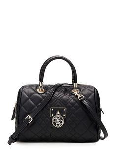Aliza quilted satchel Bag