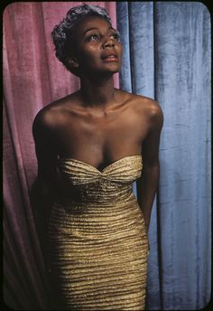 Blues and Jazz Singer Joyce Bryant 1940's and 1950's Photograph by Carl Van Vechten