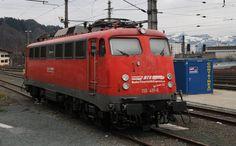 110 491-8 ``Bahntouristik Express``
