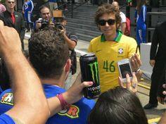 VALENTINO ROSSI DE VOLTA AO BRASIL. para falar a imprensa e interagir com proprietários de R1 e XJ6. | ChassisBlog.com