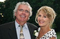 Winemaker Jamie and Owner Karen.
