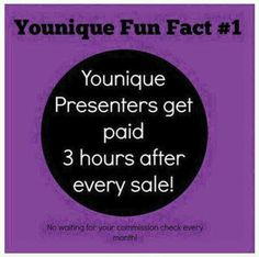 Younique fun fact