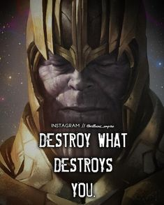 Marvel Quotes, Joker Quotes, Thug Life Quotes, Successful Life Quotes, Destroy What Destroys You, Physiological Facts, Avengers Pictures, Study Motivation Quotes, Avengers Infinity War