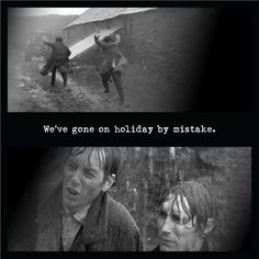There are simply too many hysterical gems in Withnail and I, but I do love this one!