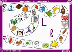 Speech Language Therapy, Speech And Language, Speech Therapy, Activity Games, Fun Activities, Phonological Awareness, Homeschool Math, Kids Learning, Alphabet