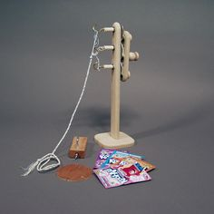 diy rope making machine - Google Search great for boys! visit www.eliwhitney.org