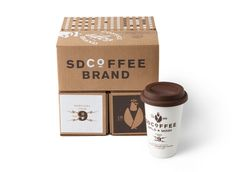 Allan Peters | Minneapolis Advertising and Design Blog: SDCoFFEE by Sussner