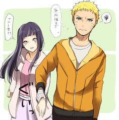 "Naruhina: I believe in ""love at first sight"", even from the second, third, ... view. Because, damn !, every time I look into your eyes, I find I love you one more time."