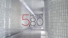 5m80 - Le nouveau court-métrage de Nicolas Devaux.  Produit par Cube Creative Productions & Orange,  Avec la participation d'Arte, le soutien de la Ville de Paris & le partenariat du CNC.