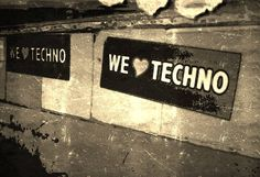 We <3 Techno ! #techno #letstechno #festival #ibiza #rave #dope #beats