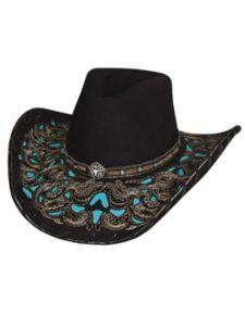 f443d73373e Bullhide Taking My Chances Wool Cowgirl Hat Cheap Cowboy Hats
