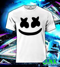Playera o Camiseta Marshmello - Jinx