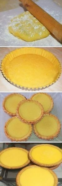 Base para tartas dulces y saladas Pie Recipes, Mexican Food Recipes, Sweet Recipes, Dessert Recipes, Pasta Recipes, Pie Cake, No Bake Cake, Bien Tasty, Pretty Cakes