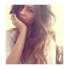 Florialy ❤ liked on Polyvore featuring & square pictures, pictures, girls, hair and instagram