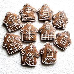 Christmas Dinner Menu, Christmas Food Gifts, Christmas Gingerbread House, Xmas Food, Homemade Christmas Gifts, Christmas Candy, Christmas Baking, Gingerbread Cookies, Crazy Cookies