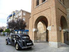 www.cochebodamadrid.com , en la iglesia de San Sebastián de los Reyes