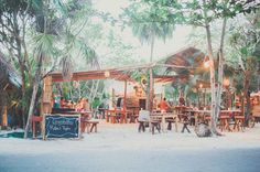 Romantic Destination Wedding in Tulum, Mexico: Taylea + Robin