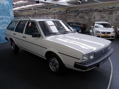 VW Passat Variant GL 1981