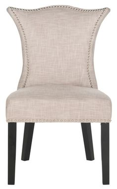 Ciara Side Chair (Set Of 2), Grey