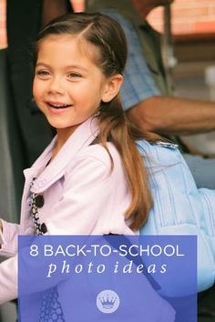These 8 Must-Have Back-to-School Pictures from Hallmark will inspire you to take photographs of your kids that you can cherish for a lifetime. With Picture-Perfect Tips, you're sure to get this year's photos just right!