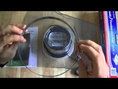 The Cheapest Way of Screening a RF Transmitting Smart AMI AMR Utility Meter - YouTube